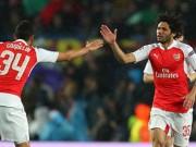Bóng đá - Tin HOT tối 23/5: Siêu phẩm hạ Barca đẹp nhất mùa Arsenal