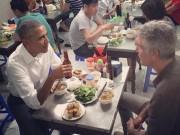 Thế giới - Người đàn ông tài giỏi ăn bún chả cùng ông Obama ở HN