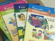 Giáo dục - du học - Thay sách tiếng Anh tiểu học xoành xoạch