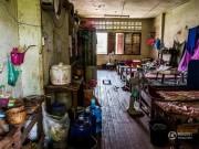 Bạn trẻ - Cuộc sống - Cận cảnh ký túc xá cũ kỹ của sinh viên Lào