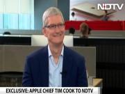 """Thời trang Hi-tech - Apple """"ngắm chuẩn"""" thị trường di động Ấn Độ"""