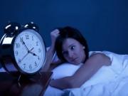 Sức khỏe đời sống - Lý do khiến bạn không thể nào ngủ được vào ban đêm