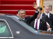 Tin tức trong ngày - Tổng thống Obama đến TP.HCM
