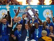 Bóng đá - Vô địch NHA, Leicester được thưởng tiền ít hơn Arsenal