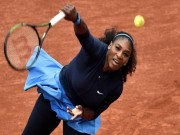 Thể thao - Serena - Rybarikova: Như trận đấu tập (V1 Roland Garros)