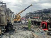 Mở rộng, lắp dải phân cách đoạn đường tai nạn thảm khốc ở Bình Thuận