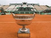 Thể thao - Cúp vô địch Roland Garros: Kiệt tác của nghệ thuật