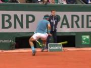 Thể thao - Hot shot: Nadal tung cú tweener đẹp như vẽ