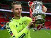 Bóng đá - Mourinho gọi điện mời De Gea ở lại