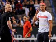 Thể thao - Tin thể thao HOT 25/5: Agassi động viên Nadal vô địch Pháp mở rộng