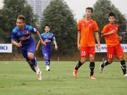 Bóng đá - ĐT Việt Nam bị đàn em U21 cầm hòa không bàn thắng