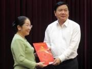 Tin tức trong ngày - Bà Võ Thị Dung làm Phó Bí thư Thành ủy TP HCM