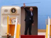 Câu nói cuối cùng của TT Obama trước khi rời Việt Nam