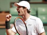 Thể thao - Murray – Bourgue: 5 set kịch chiến (Vòng 2 Roland Garros)