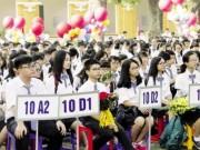 """Giáo dục - du học - Hà Nội: Phụ huynh """"phát sốt"""" vì tỷ lệ chọi vào lớp 10"""