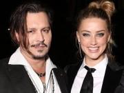 Phim - Vợ Johnny Depp đệ đơn xin li hôn sau hơn 1 năm kết hôn