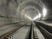 Thế giới - Đường hầm xe lửa dài nhất thế giới sắp mở cửa