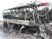 Video An ninh - Nguyên nhân vụ tai nạn 13 người chết cháy ở Bình Thuận