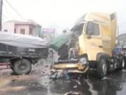 Tai nạn giao thông - Bản tin an toàn giao thông ngày 26.5.2016