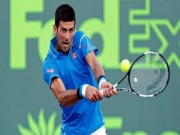 Thể thao - Chi tiết Djokovic – Darcis: Không có bất ngờ (KT)
