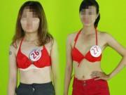 """Thời trang - Màn thi bikini đang """"ồn ào"""" của thí sinh sắc đẹp Việt"""