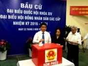 Tin tức trong ngày - Ông Nguyễn Đức Chung trúng cử HĐND với tỷ lệ phiếu cao nhất HN