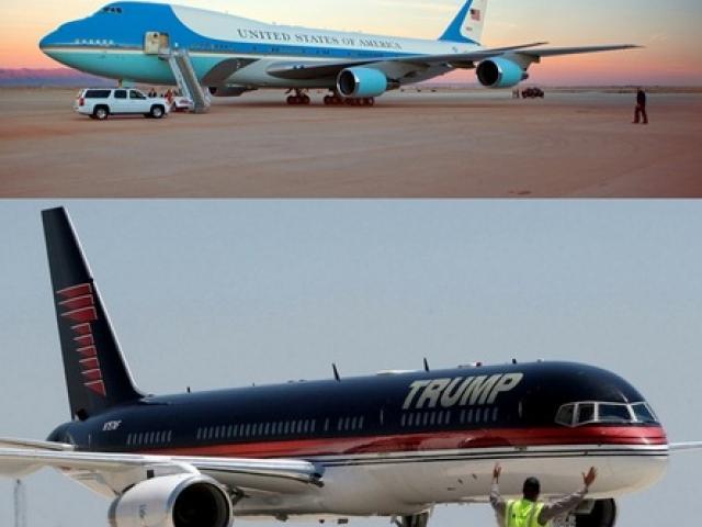 TT Donald Trump đến VN: Cận cảnh chuyên cơ 'pháo đài' Air Force One - 11