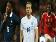 """Bóng đá - Euro 2016: Martial, Kane và những """"ma mới"""" nổi loạn"""