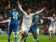 Bóng đá - Real Madrid: Kẻ ăn may hay kẻ mạnh