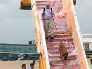 Hậu trường chăm sóc chuyên cơ TT Obama tại Tân Sơn Nhất