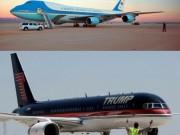 """Không lực Một đọ  """" Không lực Trump """" : Ai hơn ai?"""