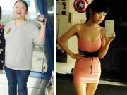 Làm đẹp - Giảm 60kg, cô gái bị bắt vì tưởng nhầm là trẻ con