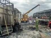 Công bố kết quả điều tra vụ xe khách cháy 13 người chết