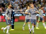 Real  & amp; CK cúp C1: Cặp đôi hoàn hảo Ramos - Pepe
