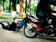 An ninh Xã hội - Bắt 4 đối tượng cướp túi xách, kéo nạn nhân tử vong