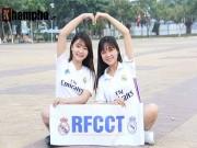 Bóng đá - Fan Real ở Việt Nam quyết nhuộm trắng chung kết Cup C1