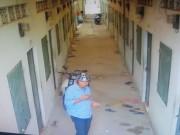 An ninh Xã hội - Vào xóm trọ ăn trộm, bị ghi hình từ A đến Z