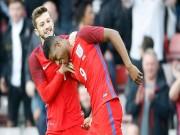 Bóng đá - ĐT Anh: Rashford tỏa sáng, Hodgson khó xử
