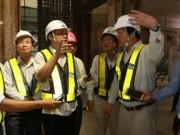Tin tức trong ngày - Bí thư Đinh La Thăng phê bình tuyến Metro chậm tiến độ