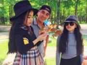Fan bất ngờ khi thấy con gái Quyền Linh lớn quá nhanh