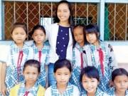 Giáo dục - du học - Cô giáo khuyết tật giỏi và xinh đẹp