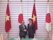 Tin tức trong ngày - Hai Thủ tướng Việt-Nhật: Không được quân sự hóa Biển Đông