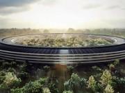 """Tài chính - Bất động sản - Trụ sở """"5 tỉ đô"""" tuyệt đẹp của Apple"""