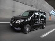 Ô tô - Xe máy - Mercedes Benz Citan được phù phép dưới bàn tay hãng độ VATH