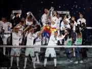 """Bóng đá - Real - Ronaldo quậy tung Bernabeu mừng """"Undecima"""""""