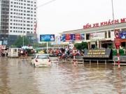 Tin tức trong ngày - Còn lụt nhiều vì quy hoạch bị băm nát