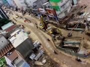 Tin tức trong ngày - Những căn nhà kỳ quái giữa Sài Gòn