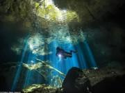 Du lịch - Khám phá nghĩa địa dưới nước của người Maya cổ