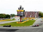 Thể thao - Lịch thi đấu F1: Canada GP 2016