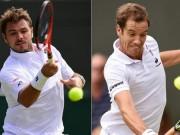 Thể thao - Hot shot: Wawrinka, Gasquet 2 cú trái tay mãn nhãn